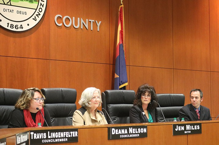 City Council will meet at 5:30 p.m. Tuesday at the Mohave County Administration Building, 700 W. Beale St. (Daily Miner file photo)