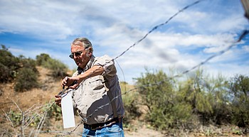 Arizona's two abandoned-mine inspectors face daunting task: 'We're all by ourselves' photo
