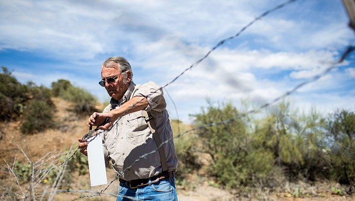 Arizona's two abandoned-mine inspectors face daunting task: 'We're all by ourselves'