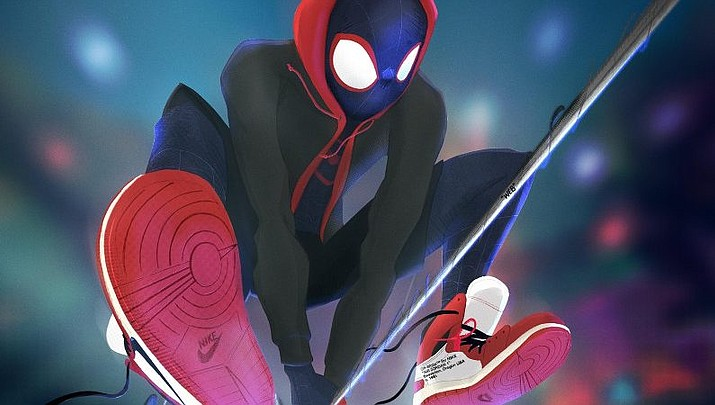 """""""Into the Spider-Verse:"""" A fun world full of Spider-People"""