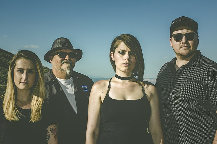 "Black Lemon consists of Flagstaff married couple and winners of ""Northern Arizona's Got Talent"" contest Robert and Destiny Diaz, the band plays a variety of covers and with impressive harmonies and melody-driven songs. The show is 21+, starts at 9 p.m. Dec. 22 and there is no cover charge."