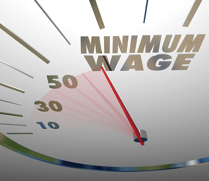State minimum wage to go up to $11 per hour. (Stock image)