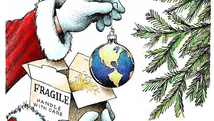 Editorial Cartoon | December 19, 2018