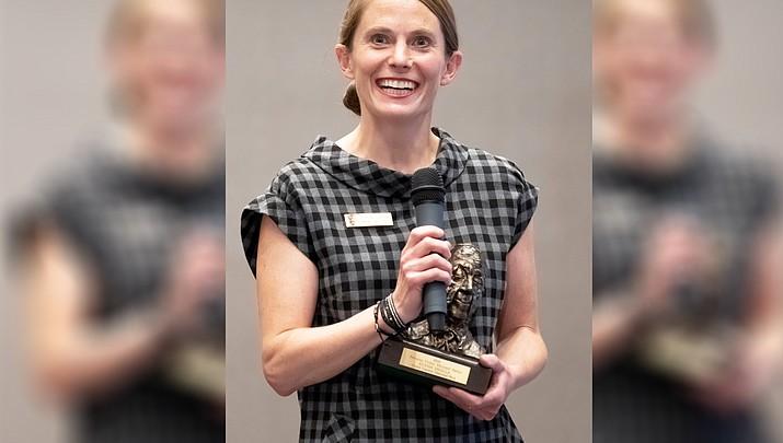 Park ranger Elyssa Shalla wins National Freeman Tilden Award