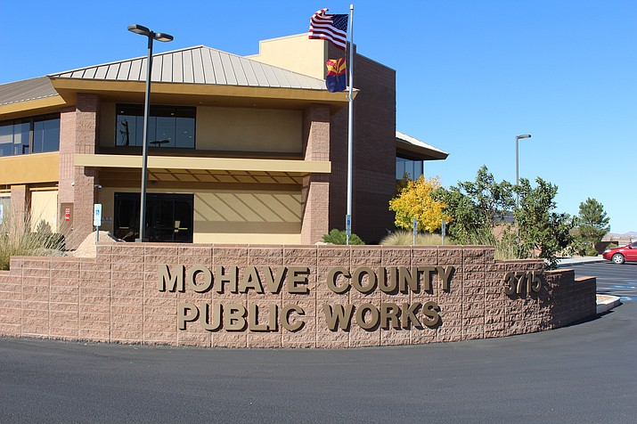 Mohave County Public Works received just one bid for a contract to provide engineering and design services for Malibu Road Improvement District. (Photo by Hubble Ray Smith/Daily Miner)