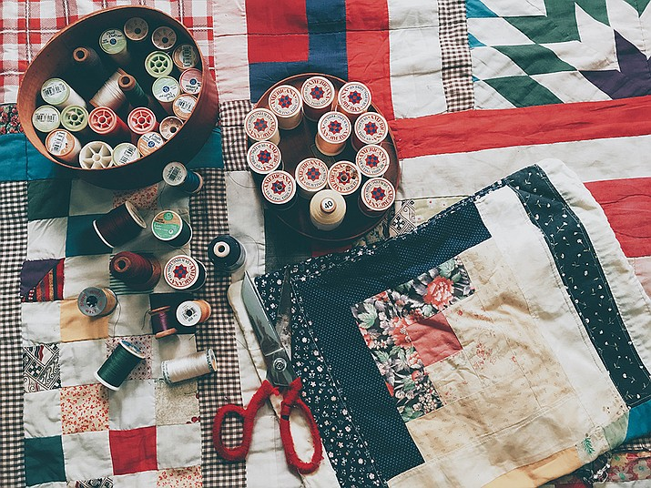 PV Library Quilters, 9 a.m. to noon, Dec. 21, Prescott Valley Public Library, 7401 E Civic Circle, Crystal Room.