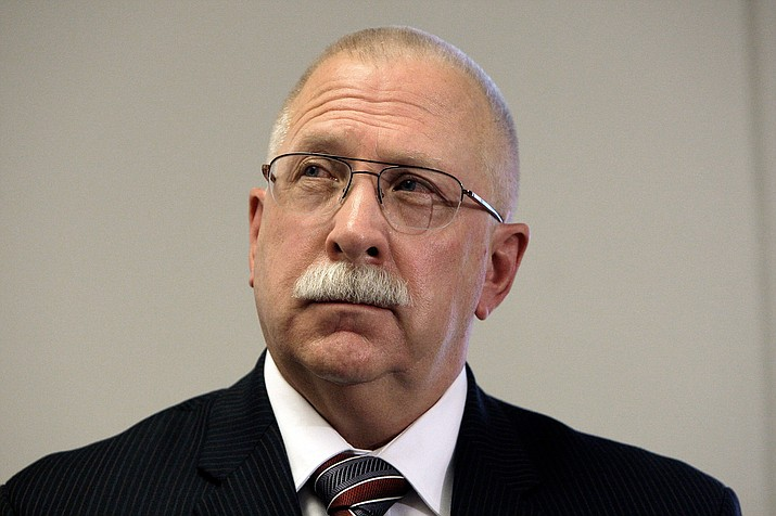 Arizona Department of Corrections Director Charles Ryan. (Ross D. Franklin/AP file)