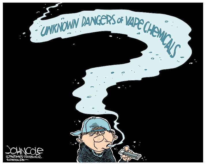 Editorial Cartoon | December 21, 2018