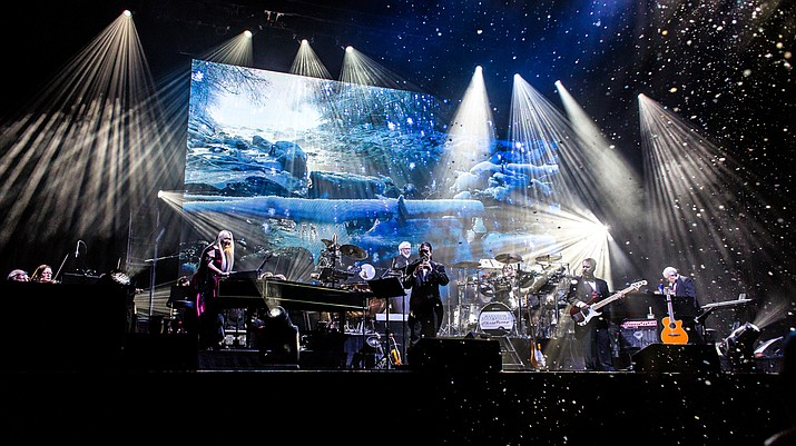 Mannheim Steamroller Christmas takes the stage at Prescott Valley Event Center, 3201 N. Main St., Prescott Valley, at 7 p.m. Wednesday, Dec. 26. For information, visit www.prescottvalleyeventcenter.com. (Courtesy)