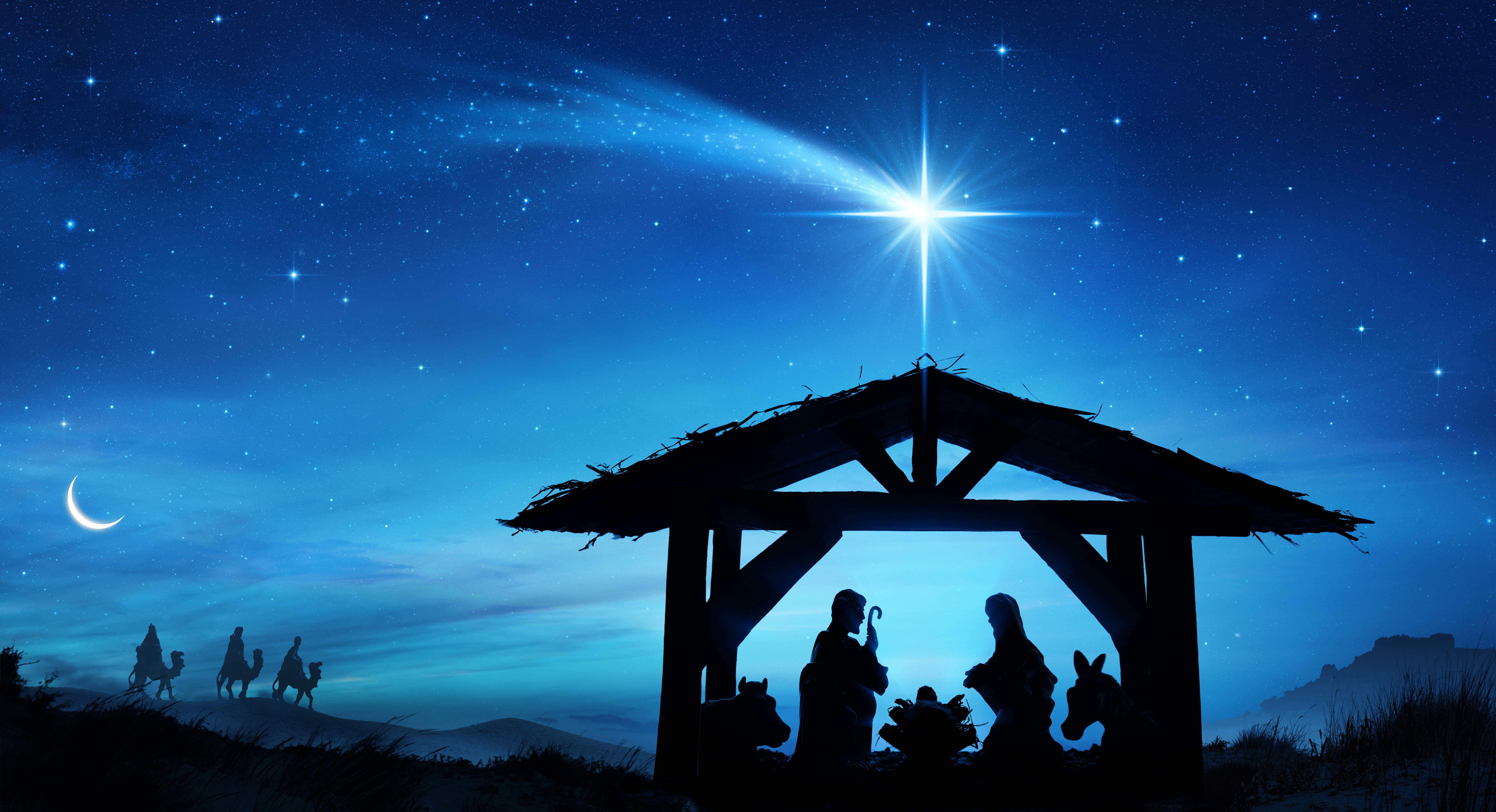 Bible Christmas Story.Christmas Story Luke 2 1 20 From The Kjv Holy Bible The
