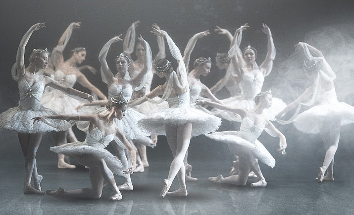 """""""La Bayadère"""" tells a story of love, passion and vengeance."""