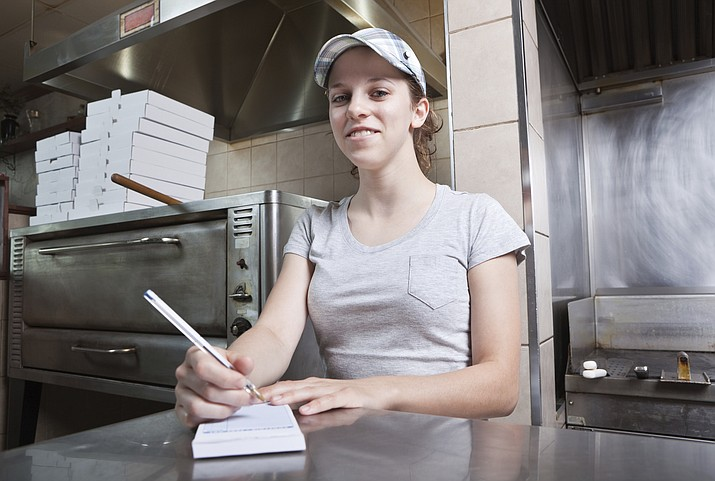 The minimum wage will go up from the current $10.50 an hour to $11. (Stock photo)