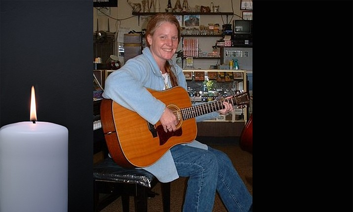 Tricia Sue (Mann) Harris Dawson Burkey.