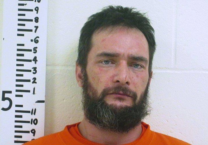 The sheriff's office said Derek Tarbox broke into a Waterboro, Maine, home Sunday afternoon, took a shower, got dressed in the homeowner's clothing and was watching television when the homeowner arrived. He told the homeowner he mistakenly thought the house belonged to a friend and asked for a ride to what he claimed was his home. (York County Sheriff's Office)