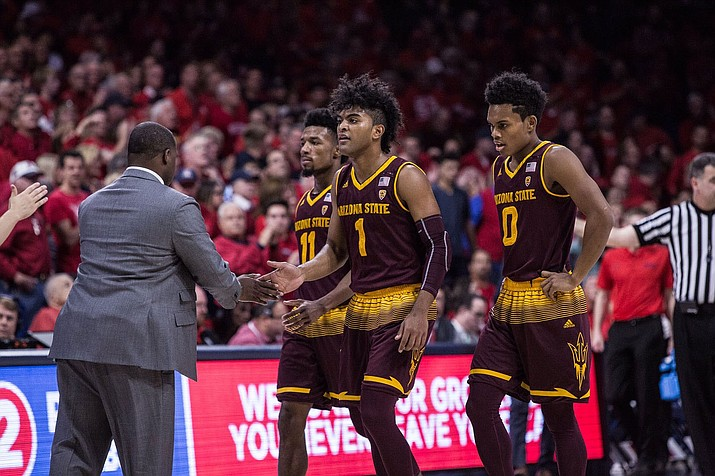 Arizona State has followed up last season's success with another strong start. Arizona State went 12-0 in nonconference play last season before struggling in Pac-12 play at 8-10. The Sun Devils are bigger up front and deeper, so there's less chance of a conference letdown this year. (ASU Athletics file photo)