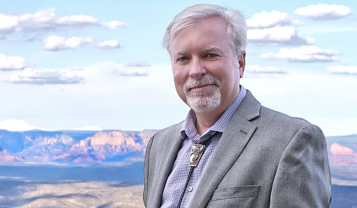 Yavapai County District 3 Supervisor Randy Garrison. Courtesy photo