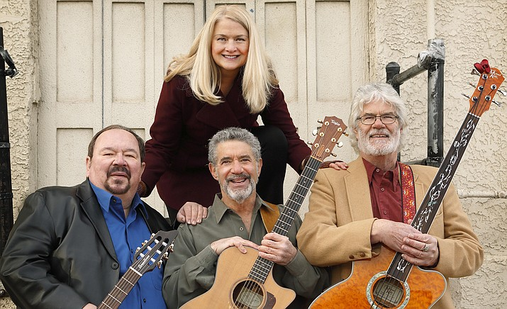 """""""A Peter, Paul and Mary Experience"""" by MacDougal Street West will be performed live on Saturday, Jan. 5 at 7 p.m. Tickets are $20 in advance; $25 at the door."""