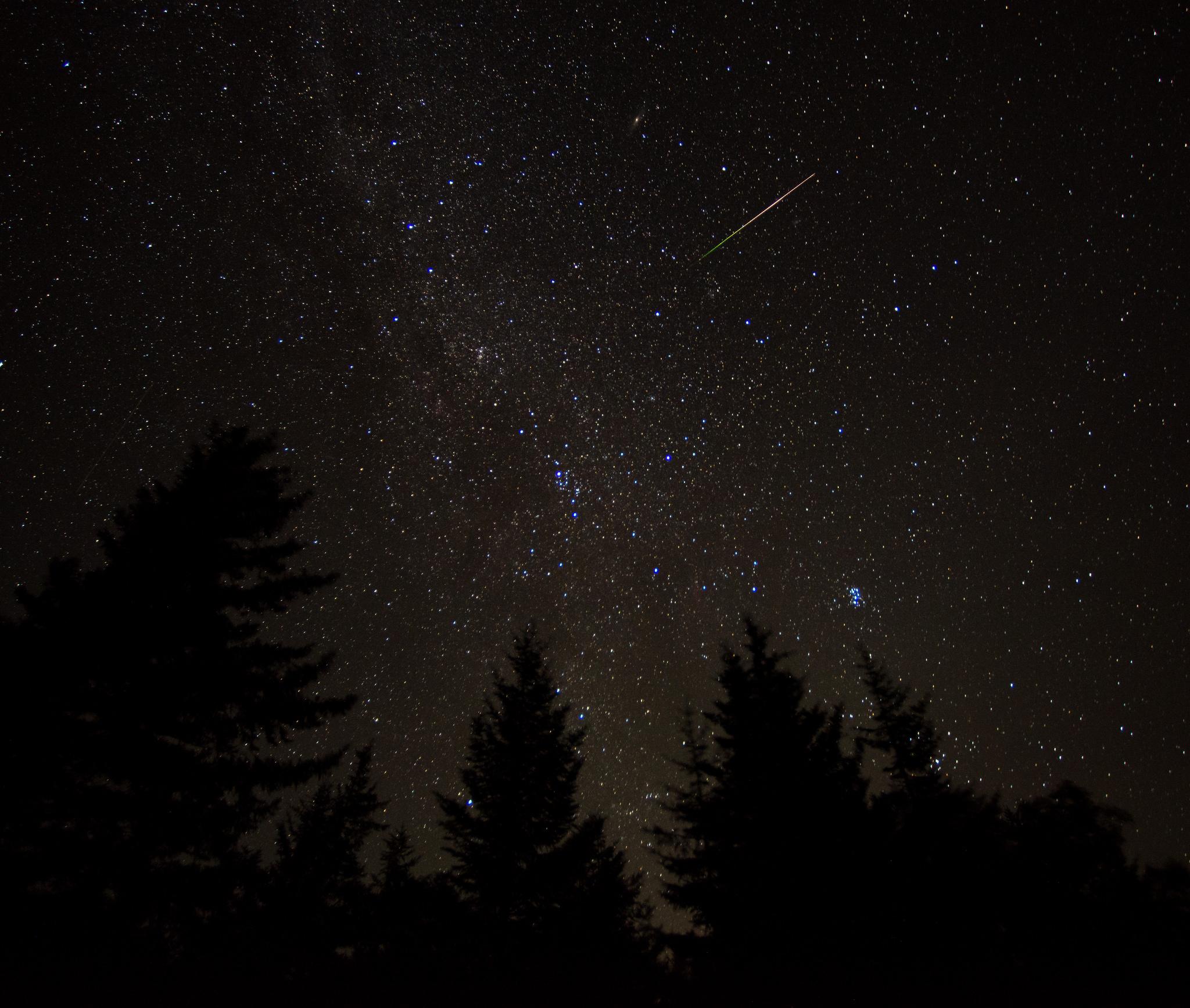 Meteors Come To Kingman Skies Kingman Daily Miner