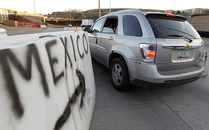 The number of U.S. residents who were born in Mexico continues on a steady decline, driven by economic and political factors on both sides of the border. (Photo by Donna Burton/U.S. Customs and Border Protection)