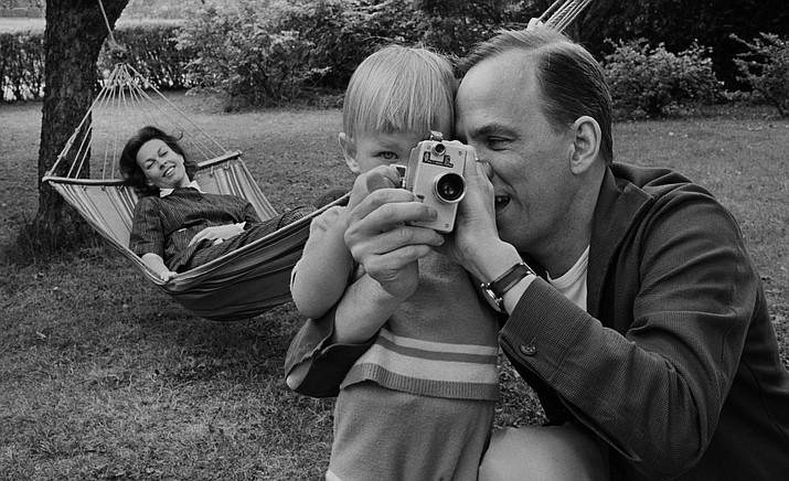 On the 100th anniversary of his birth, internationally-renowned director Margarethe von Trotta examines Ingmar Bergman's life and work with a circle of his closest collaborators as well as a new generation of filmmakers. (Courtesy)
