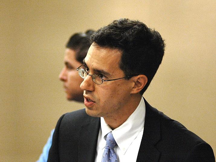 Glenn Hamer (Howard Fischer, Capitol Media Services 2011 file photo)