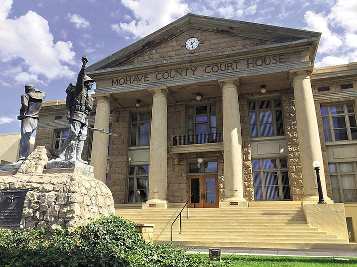 The Mohave County Board of Supervisors voted 4-1 Monday to approve the construction contract with Johnson Carlier LLC of Tempe for the new Mohave County Law and Justice Center. (Daily Miner file photo)