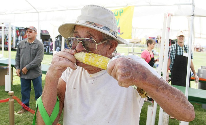 Wednesday, the Camp Verde Town Council will discuss ideas for planning events such as Cornfest, pictured, as well as Fort Verde Days and the Spring Heritage Pecan and Wine Festival. VVN/Bill Helm
