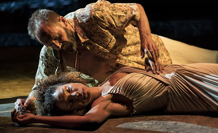 """""""Antony & Cleopatra"""" will be shown at the Mary D. Fisher Theatre on Sunday, Jan. 13 at 3 p.m."""