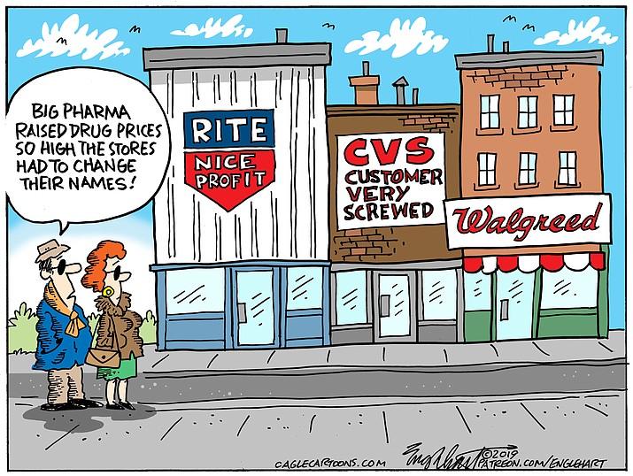Editorial Cartoon   January 10, 2019
