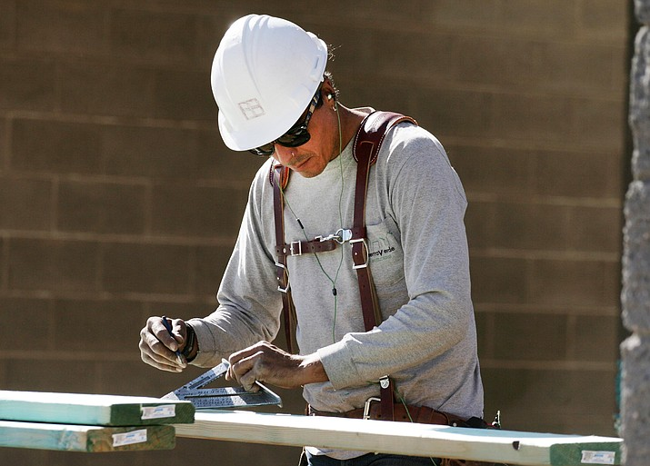 Arizona gained 19,000 new construction jobs from Nov. 2017 to Nov. 2018.
