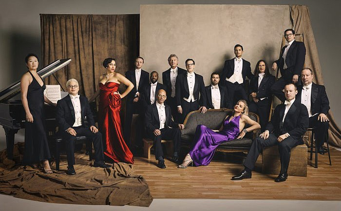 Pink Martini, blending of American music with a world music vibe, takes the stage of the Yavapai College Performing Arts Center, 1100 E. Sheldon St., Prescott, on Saturday, Jan. 17, from 7:30 to 9:30 p.m. (Courtesy)