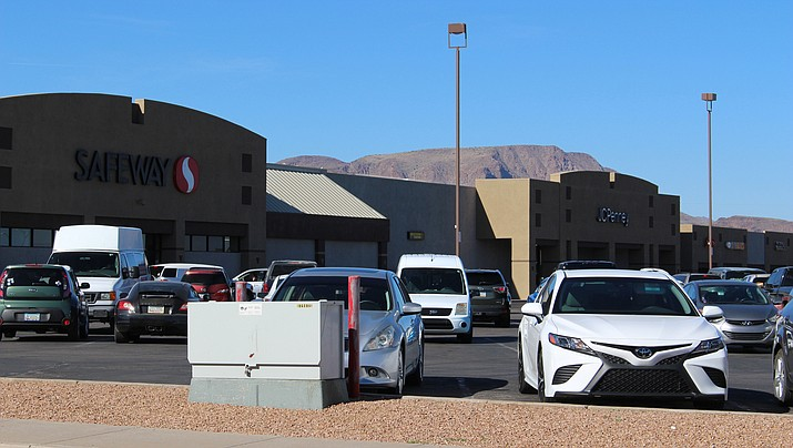 The City of Kingman is reminding businesses and consumers that the sales and use tax rate was changed Jan. 1 and should be reflected on current receipts. (Daily Miner file photo)