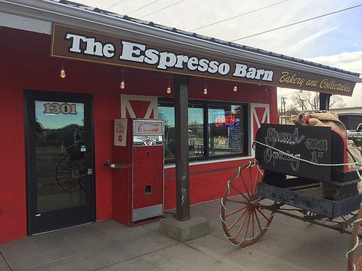 The Espresso Barn
