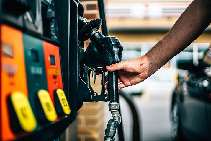 The average U.S. price of regular-grade gasoline has dropped 12 cents a gallon (3.8 liters) over the past three weeks to $2.31. (Courier stock photo)
