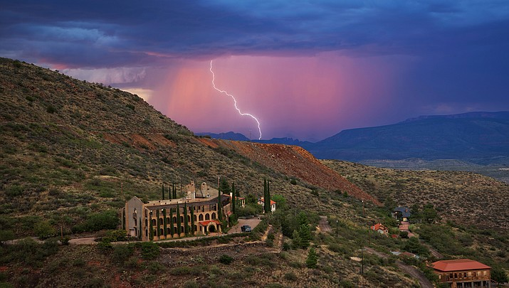 College's Verde Valley Art Gallery presents the  amazing photography of Ron Chilston