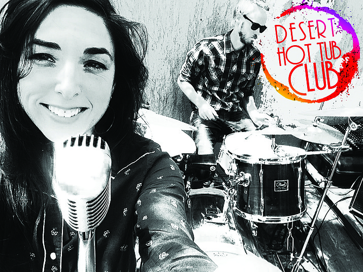 On Saturday, January 19, Main Stage will present  the Verde Valley's own Desert Hot Tub Club starting at 9 p.m.
