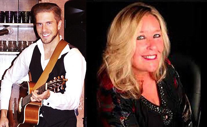 Dan Vega and Jeanie Carroll