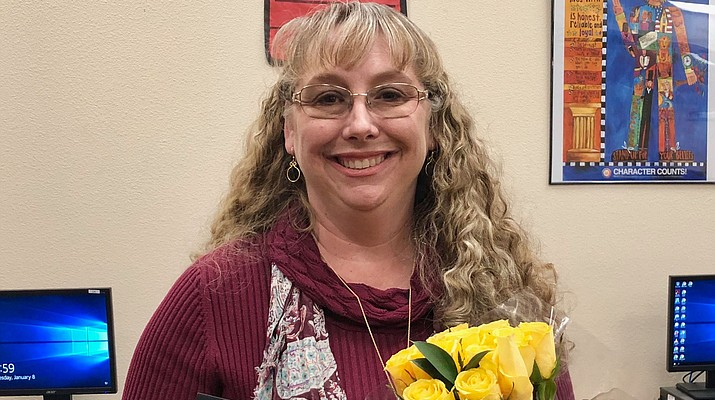 HUSD Teacher of the Month: Ms. Fulfer