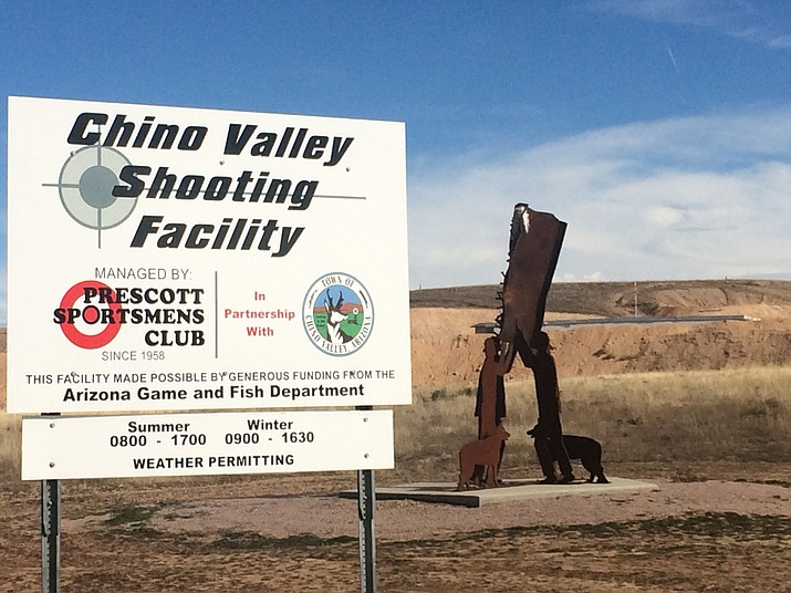 The Chino Valley Shooting Facility will reopen later this month after a closure of several months due to internal conflict within the Prescott Sportsmen's Club. (Jason Wheeler/Review)
