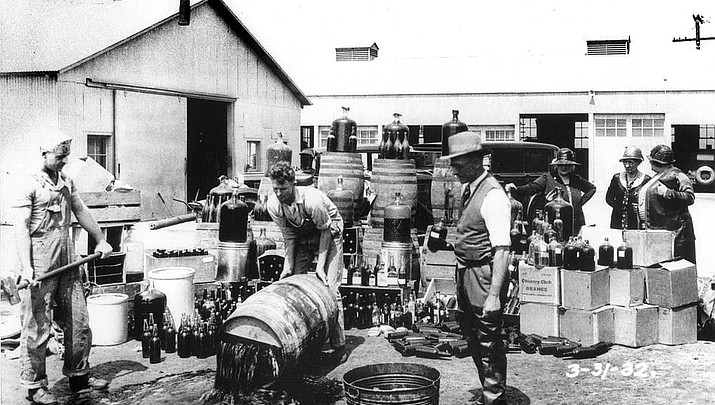 The Prohibition-era origins of the modern craft cocktail movement