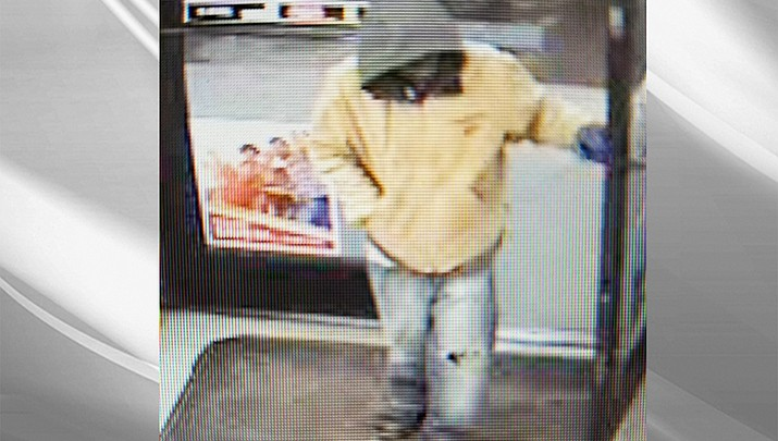 Suspect in armed robbery, attempted homicide sought by Winslow Police
