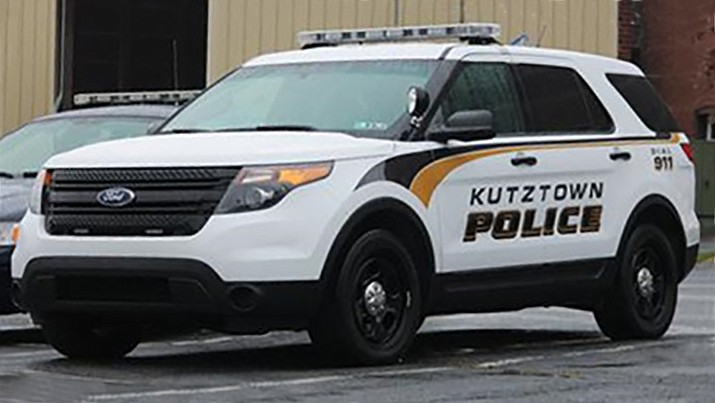 (Kutztown Police Department)