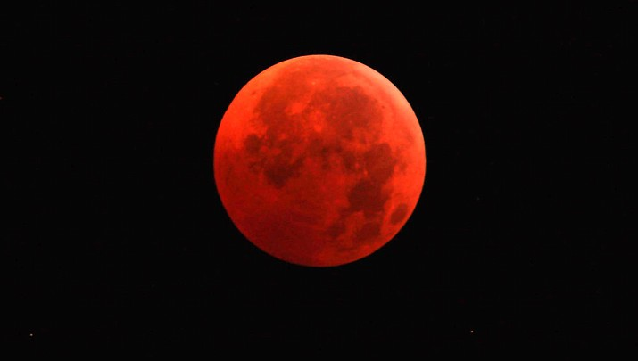Get ready for Super blood wolf moon