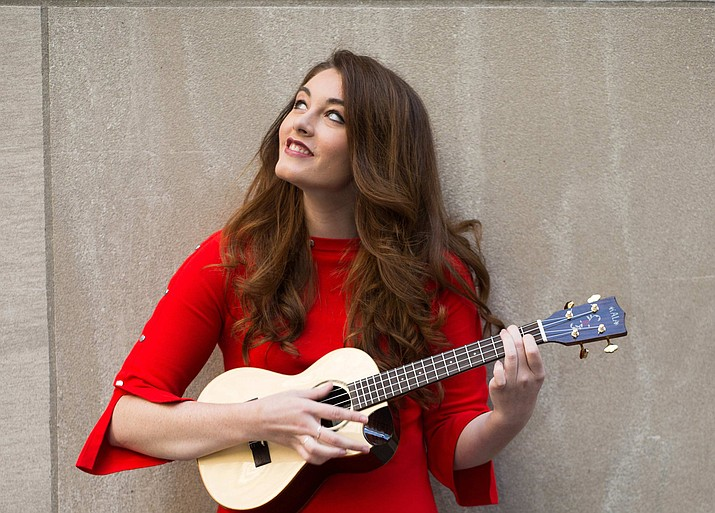 Mandy Harvey has captured and inspired audiences from tiny jazz clubs all the way to America's Got Talent. She will perform Saturday, January 19, from 7:30 to 9:30 p.m. at Yavapai College Performing Arts Center, 1100 E. Sheldon St. in Prescott. Harvey is a stunning singer/songwriter, whose innate, elegant touch with jazz and blues allows her to transcend deafness.