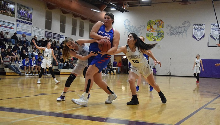 CV girls basketball rebounds with second straight in over Sedona