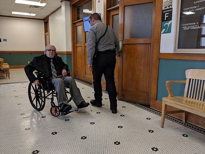 The trial of Alfredo Gerardo Blanco will resume at 9 a.m. Wednesday in the courtroom of Judge Rick Lambert. (Photo by Travis Rains/Daily Miner)
