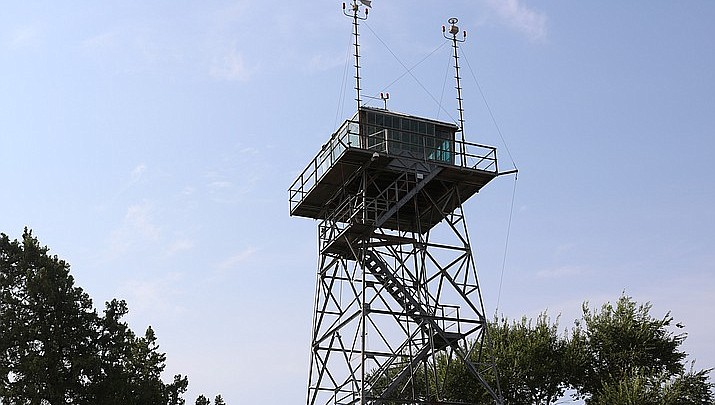 City receives grant for WWII radio tower