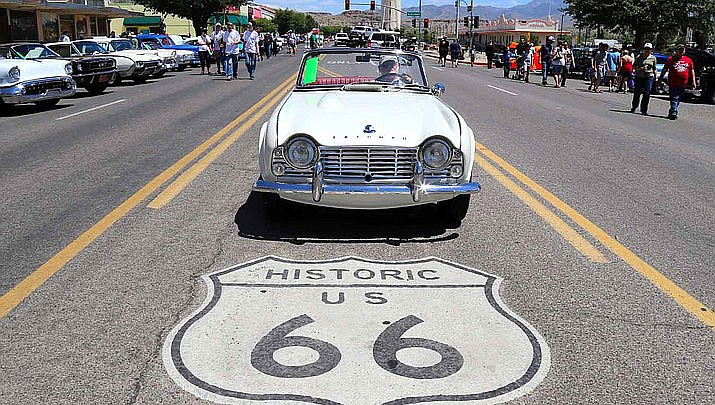 The California Historic Route 66 Association is hosting a Route 66 Information Fair from 1 – 3 p.m. PST Saturday, Feb. 2 at El Garces Harvey House, 950 Front Street in Needles. (Daily Miner file photo)