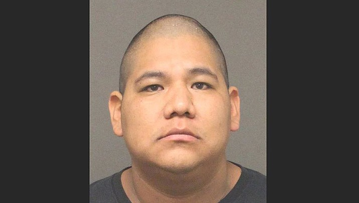 MCSO: Man leaves holes in ceiling, arrested for domestic violence