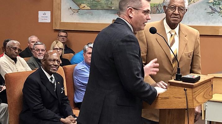 'Boycott of Prescott was never a statewide measure,' says Arizona NAACP President